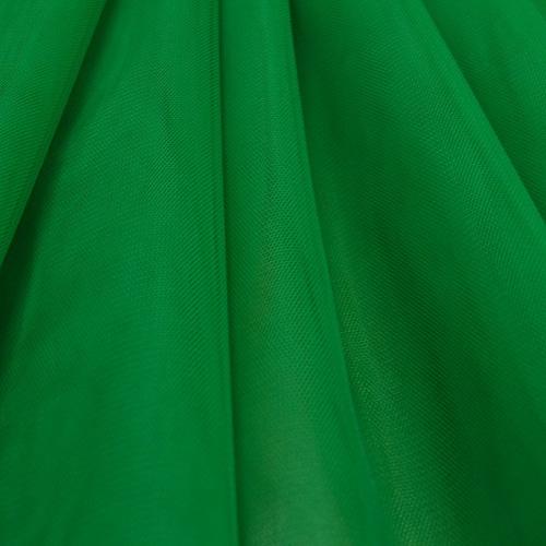 Dark Green Tulle