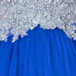Dazzling Blue