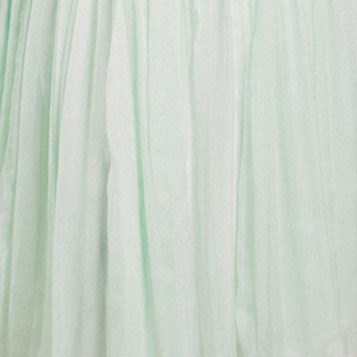 Green Mint Silk