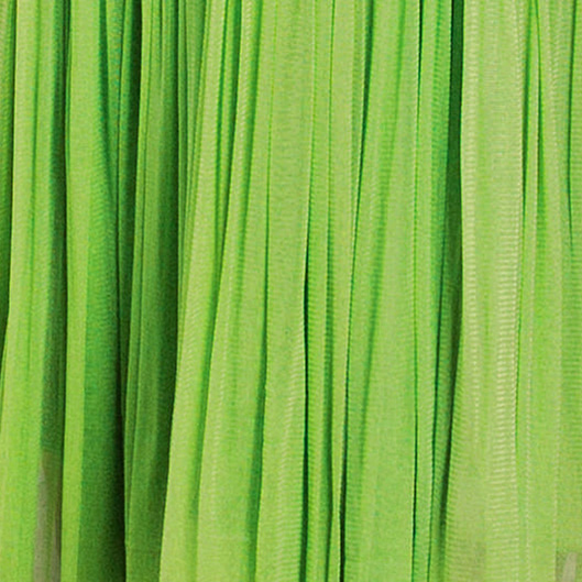 Pear Green Silk Tulle