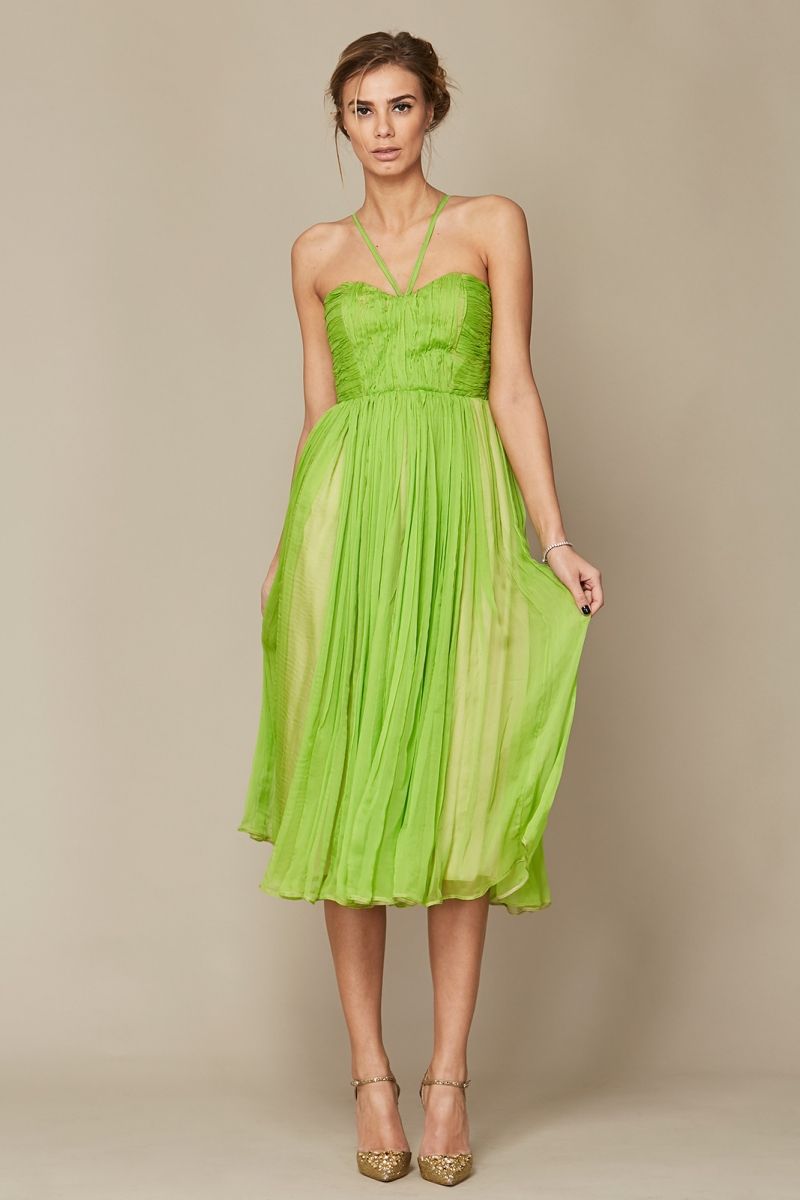 Cassia dress pure silk oana nutu occasion dresses bridesmaids ombrellifo Images
