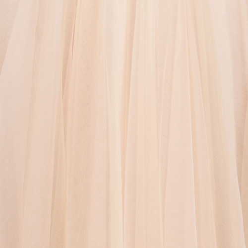 Apricot Tulle