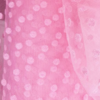 Dotty Pinky Tulle