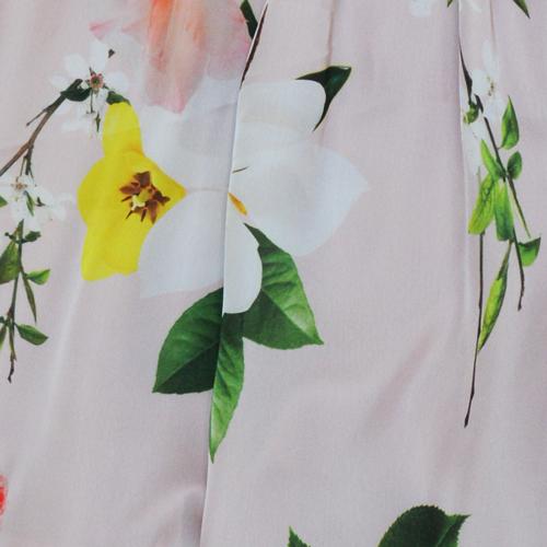 Flowers on Satin