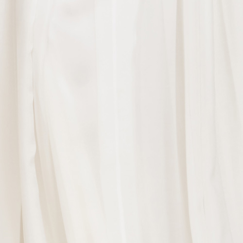 Ivory Silk Veil