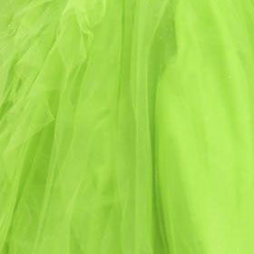 Light Green Tulle