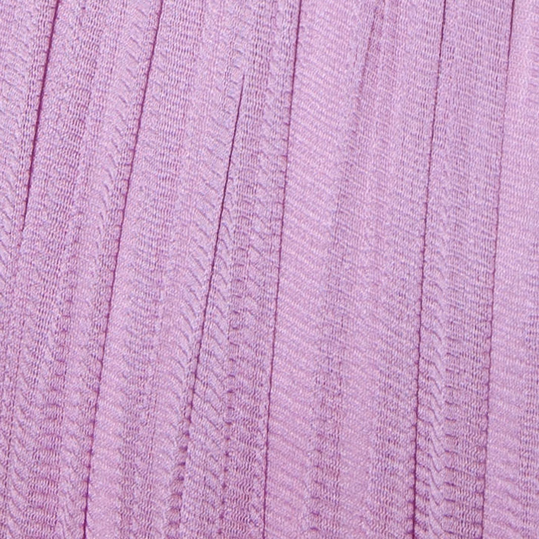 Lilac Silk Tulle