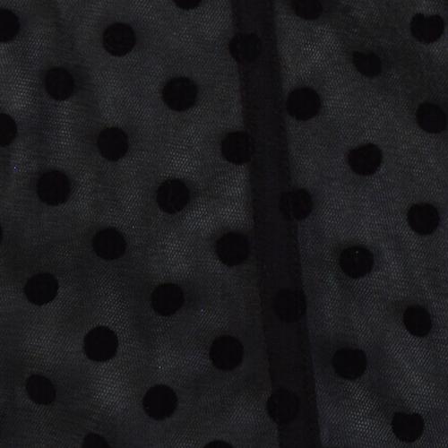 Polka Black Dots