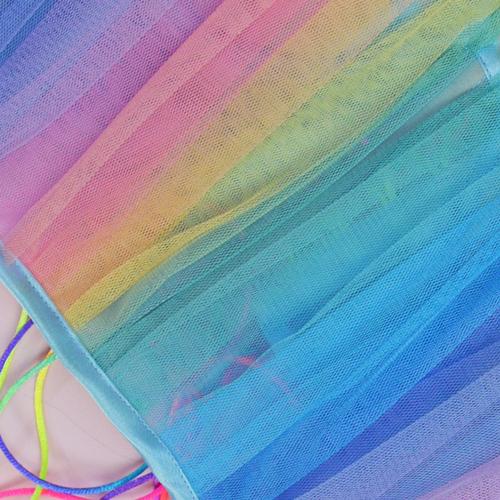 Rainbow Tulle