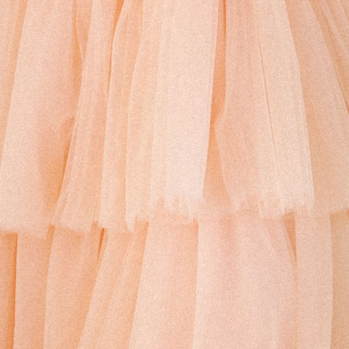 Sweet Peach Tulle