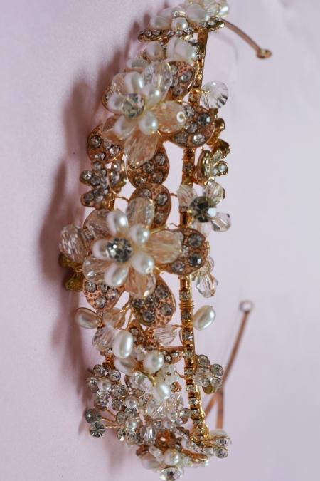 Coroana Aurie cu Detalii